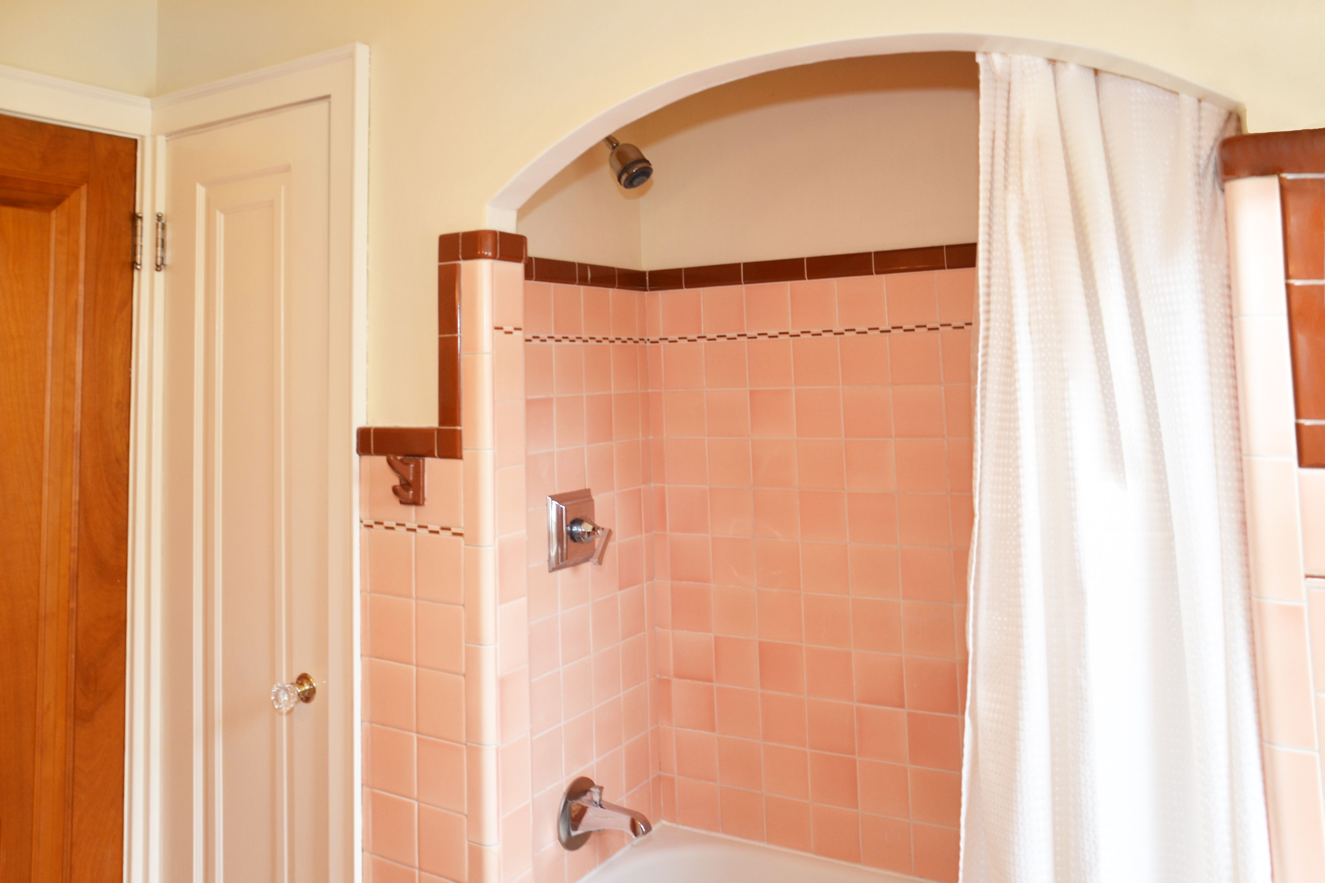 Ceramic bathroom tile acquerelli shower fixtures for sale too - Curved Shower Alcove