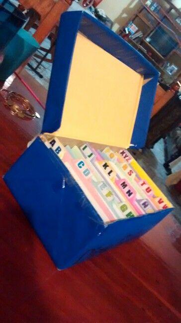Pin De Susy V En Fichero Escolar Cajas Español De Escuela Primaria Manualidades