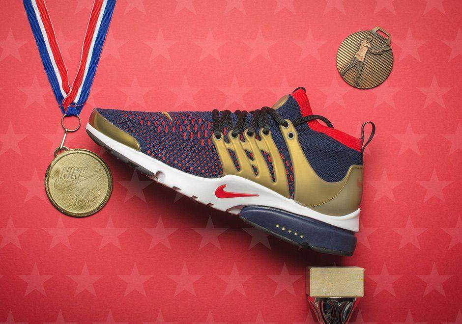 timeless design 8725b 9a522 Nike Olympic Pack 2016 - NIKE PRESTO FLYKNIT