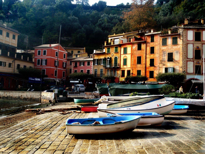Portofino ... on the Italian Riviera ... Costa Ligure / Liguria, Italy