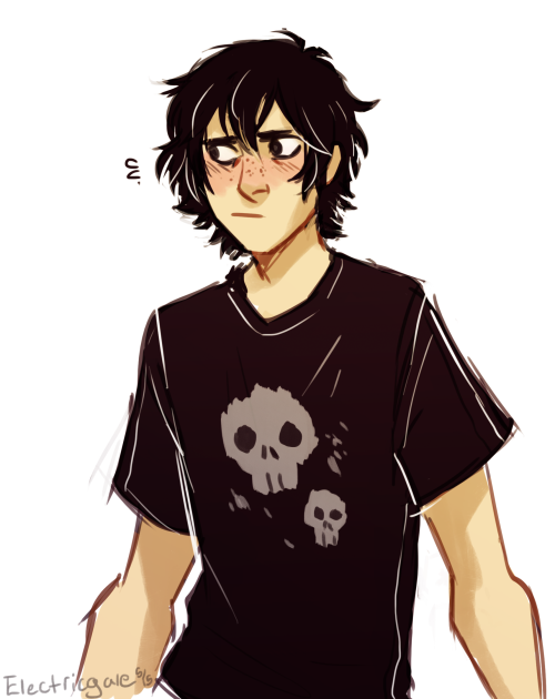 Nico di Angelo | art by Electricgale | Artwork | Nico di ...