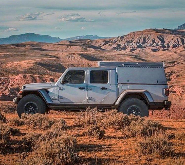 Gfc Jeep Gladiator Overlandkitted Gfc Usa Jeep Gladiator
