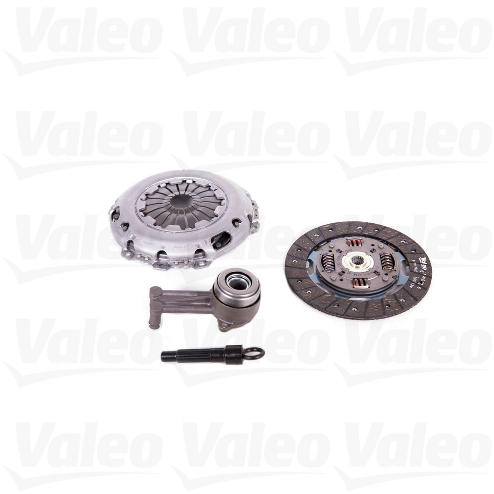 2000 2004 Ford Focus Lx Se Clutch Kit Valeo Oe Replacement 52202001 2 0l 4 Cyl