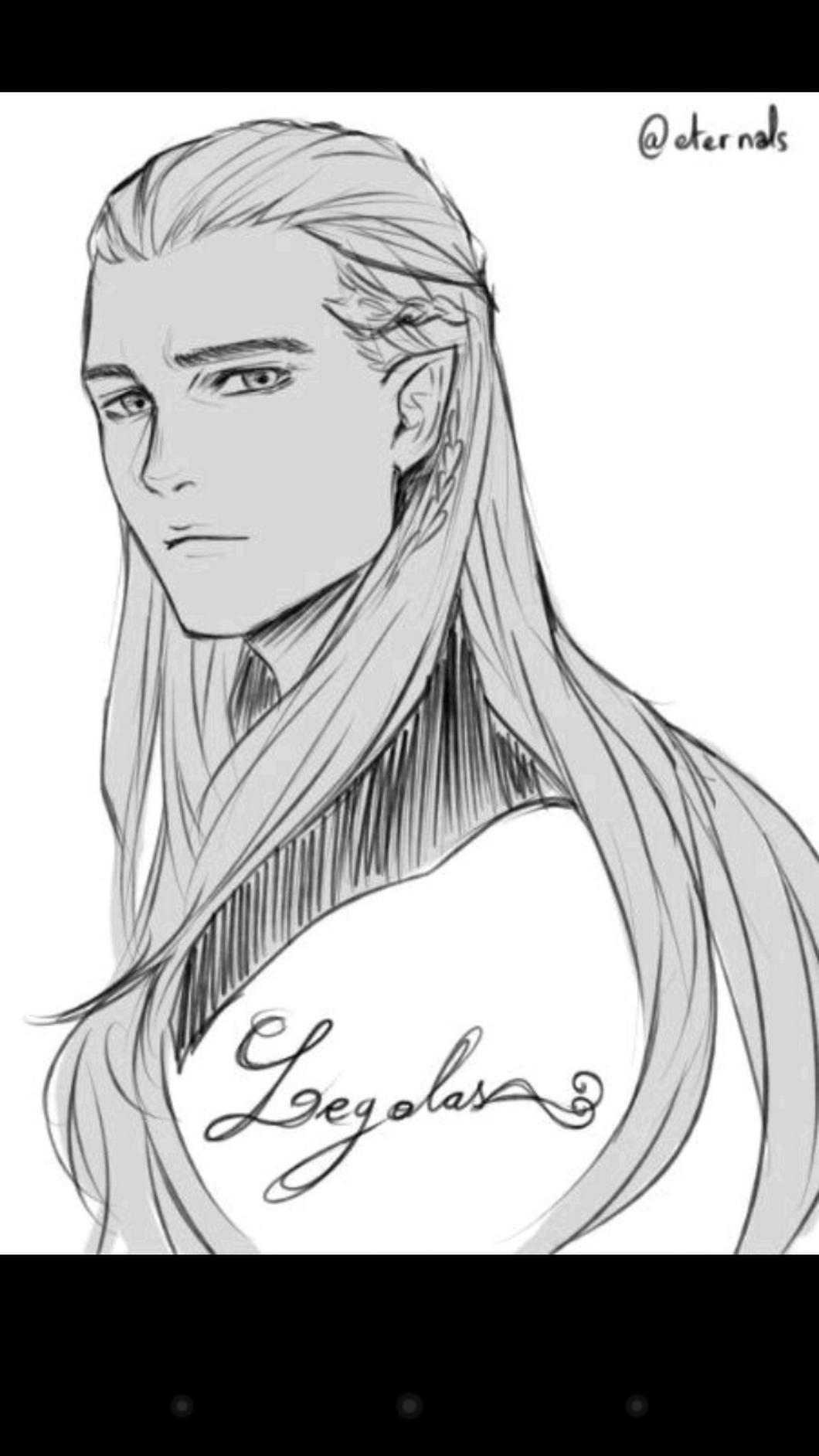 Legolas!! | ESDLA | Pinterest | El señor, Señor y Anillos