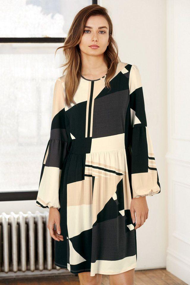 Next Kleid mit Animal-Print online kaufen | Kleid mit ...