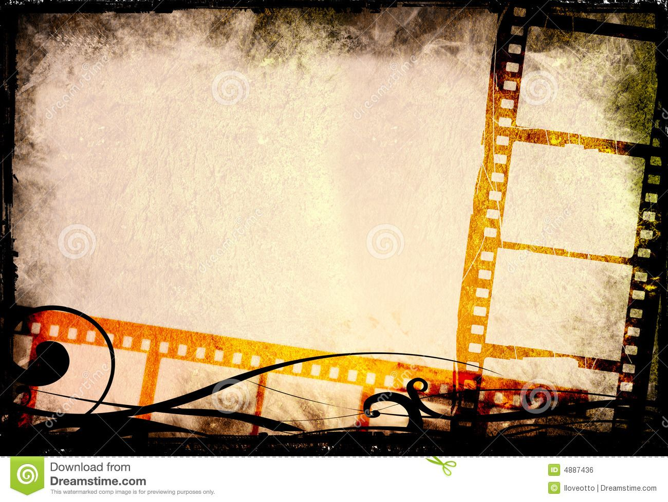 movie strip background - Google Search | Spraoi na mi | Pinterest ...