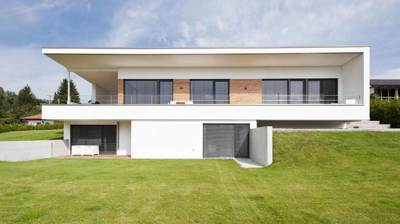 Einfamilienhaus mit Einliegerwohnung, Murnau, 2012 | Haus ...