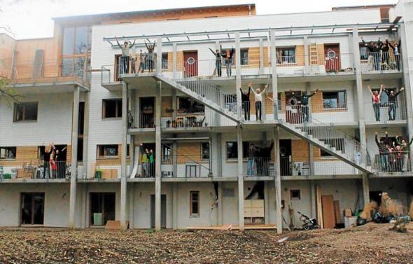Montpellier Ose L Habitat Participatif Habitat Maison Dome Logement