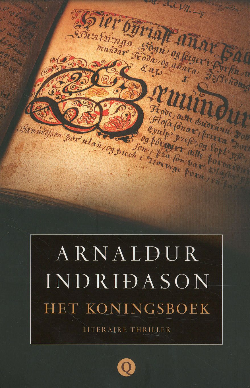Arnaldur Indridason/Het Koningsboek