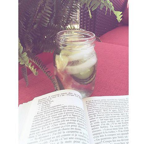 Comfy Sunday / Fashion.Lifestyle.Foodies blog | Eau Détox X Concombres & Agrumes | Detox Water X Cucumbers & Citrus