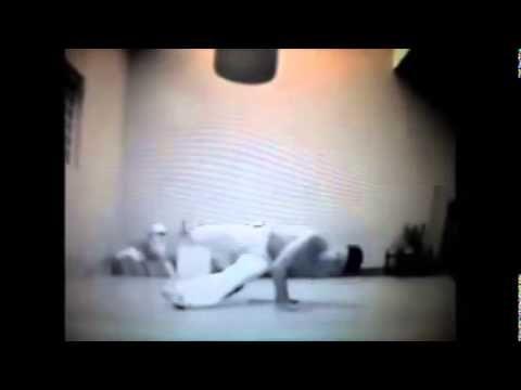 Capoeira com o Professor Jean C. de Andrade
