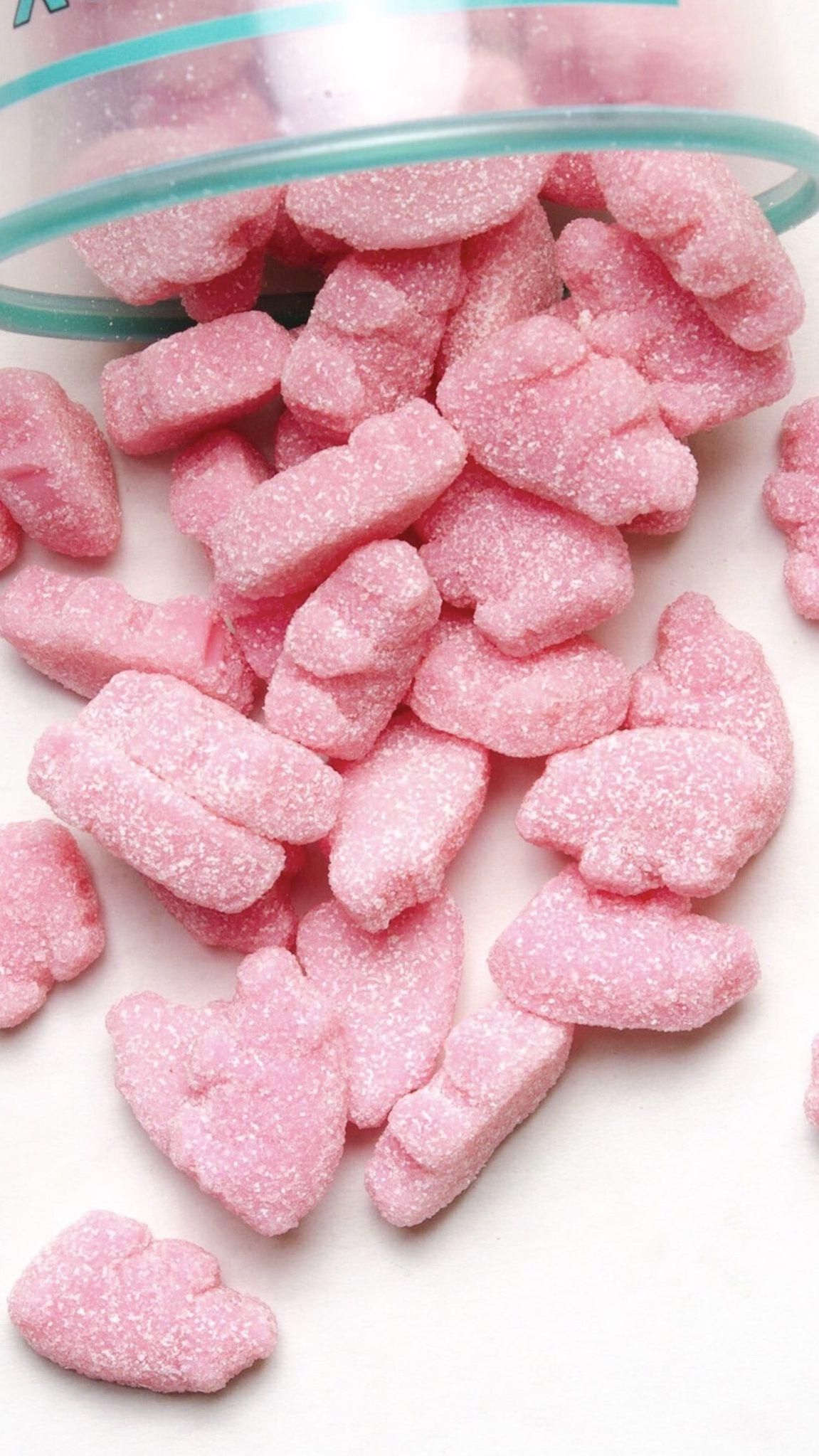SOUR MINI GUMMY PIGLETS 🐷 Go ham on these adorable gummy