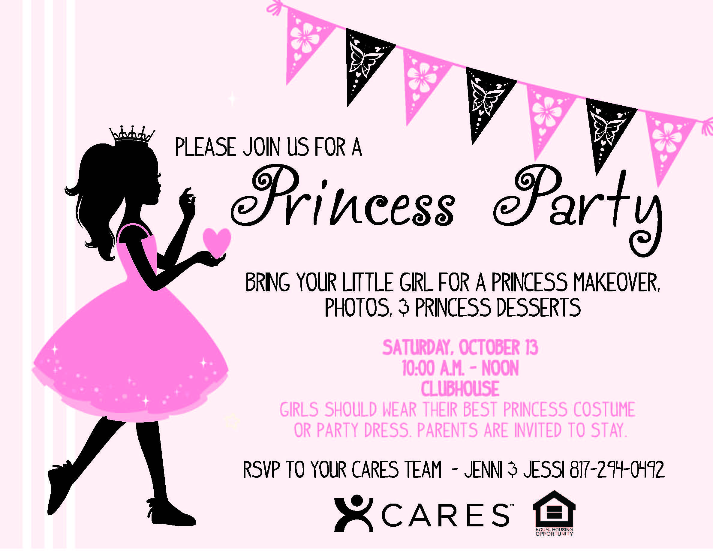 Every little girl wants to be a princess and this is your – Invite a Princess to Your Party