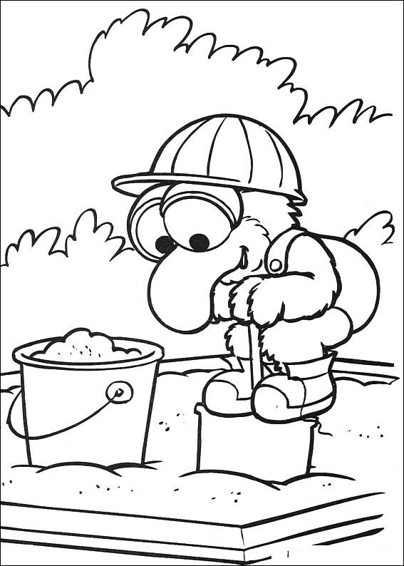 Muppet Show Dig Sand Coloring Pages For Kids Gxi Printable Muppet Show Coloring Pages Fo Cartoon Coloring Pages Baby Coloring Pages Toy Story Coloring Pages