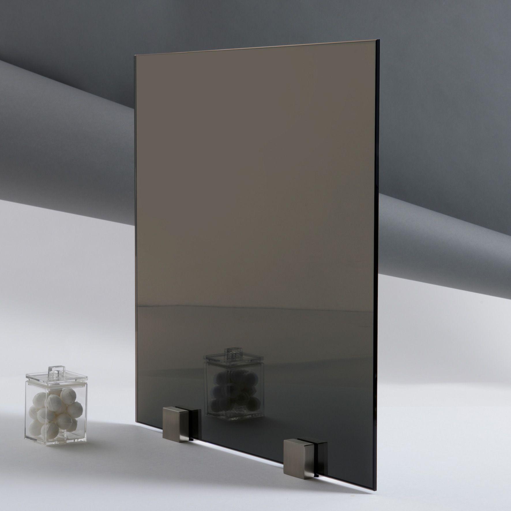 Miroir Sans Tain X2f Espion Epaisseur 6 Mm 300 Miroir Miroir Argente Decorer Miroir
