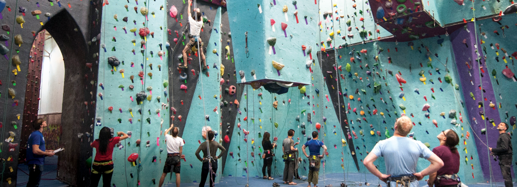 Brooklyn Boulders | The Only Dedicated and Largest Indoor Rock ...