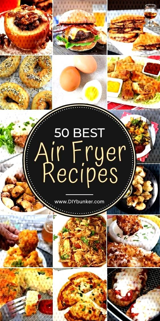 LOVING these easy air fryer meals! They're perfect if you're new to air frying and want a nice vari