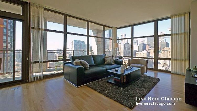 Gorgeous and spacious unit in The South Loop of Chicago ...