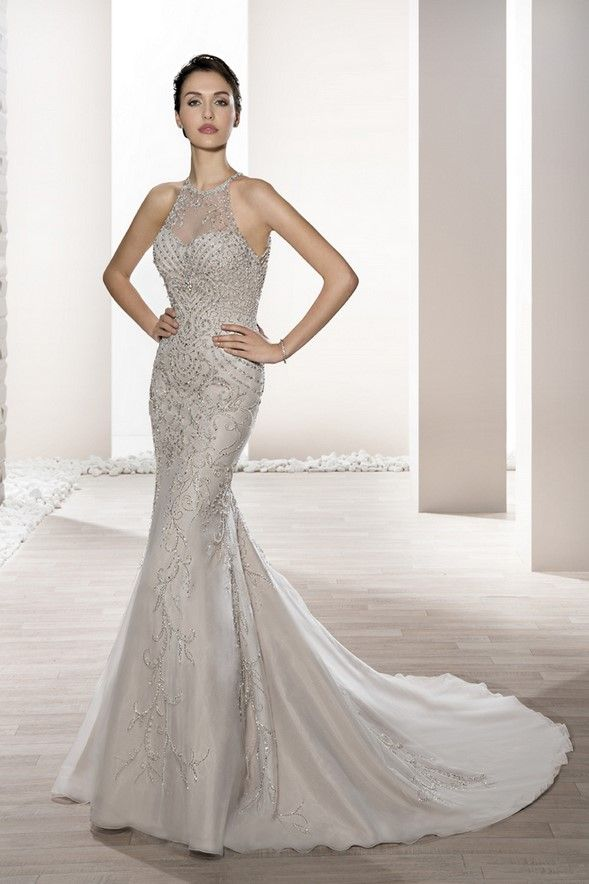 5be17545791f Νυφικά Φορέματα Demetrios Collection - Style 693