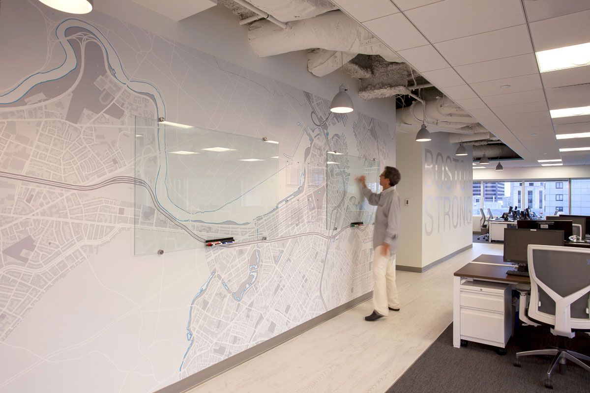 SThree Boston Office Design Fusion Consultants Inc