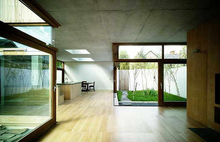 Z Square House evokes Islamic architecture in an Edwardian ...