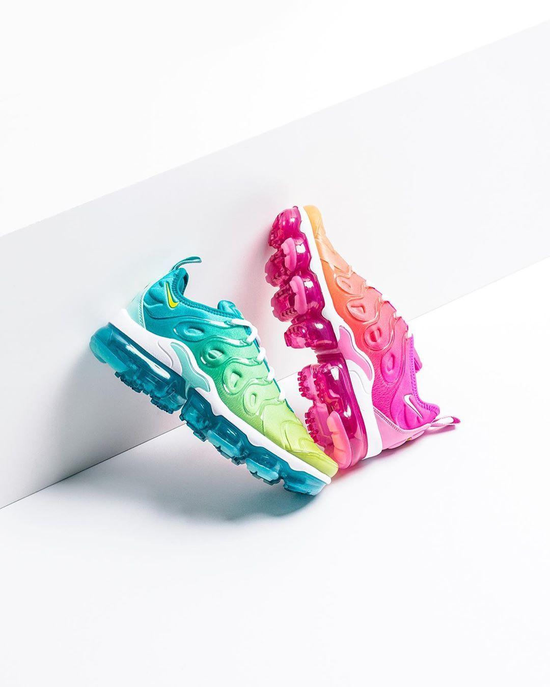 Nike Air VaporMax Plus Laser Fuchsia
