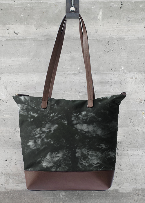 VIDA Foldaway Tote - I AM YOU by VIDA bfeZX9
