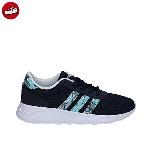 adidas Damen Lite Racer W Sneaker Low Hals Blau (Maruni/Agucla/Ftwbla) 36 EU