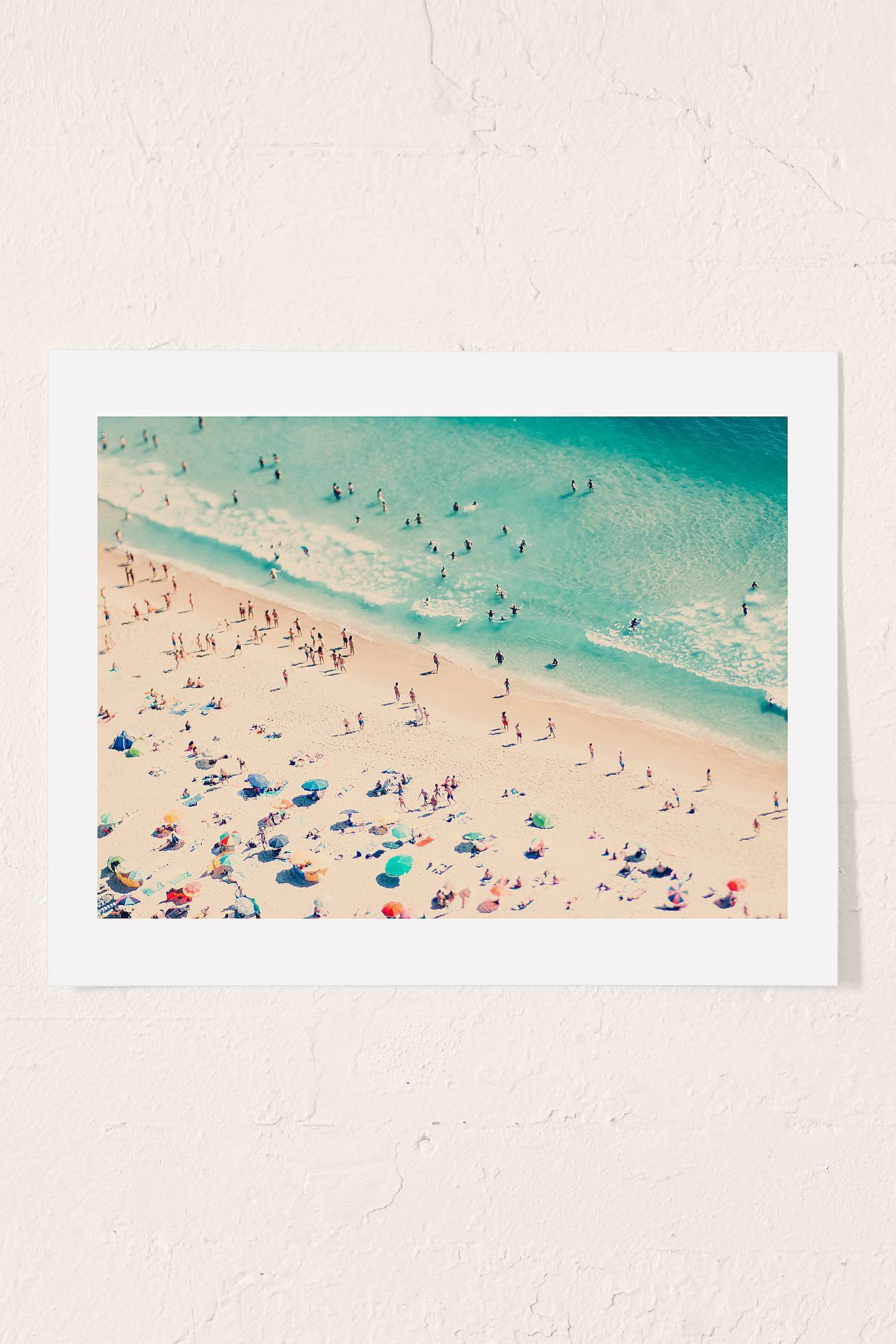 Ingrid Beddoes Summer Fun Art Print