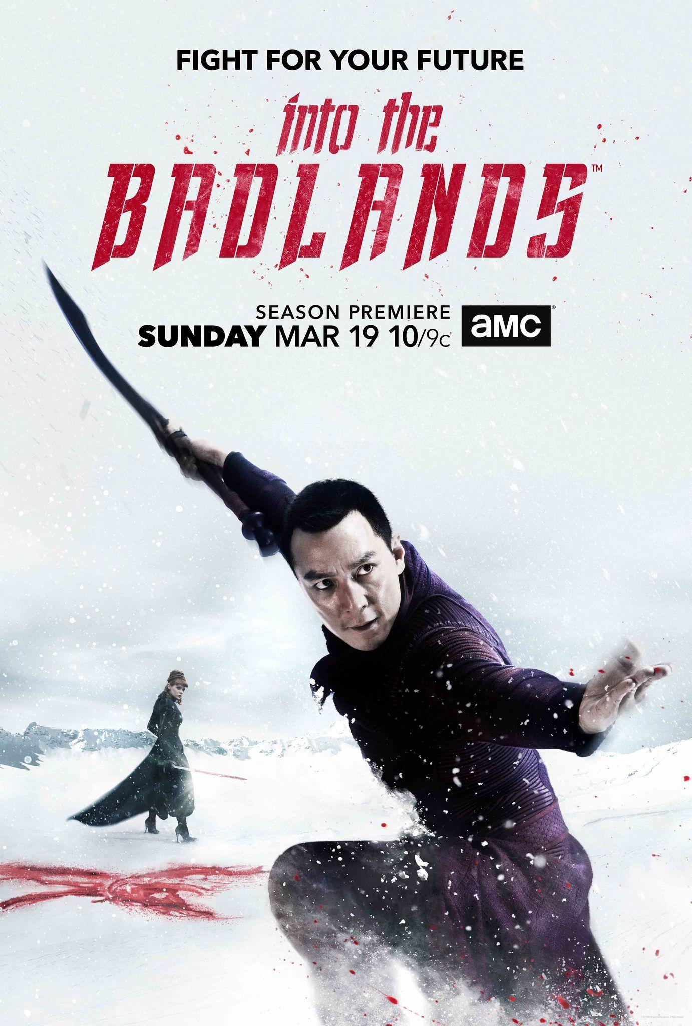 Into the Badlands Season 3 Episode 1 (S03E01)   Pinterest   TVs and ...