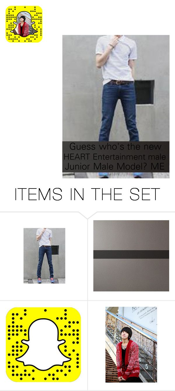 """""""Snapchat update"""" by juniehwa ❤ liked on Polyvore featuring art"""