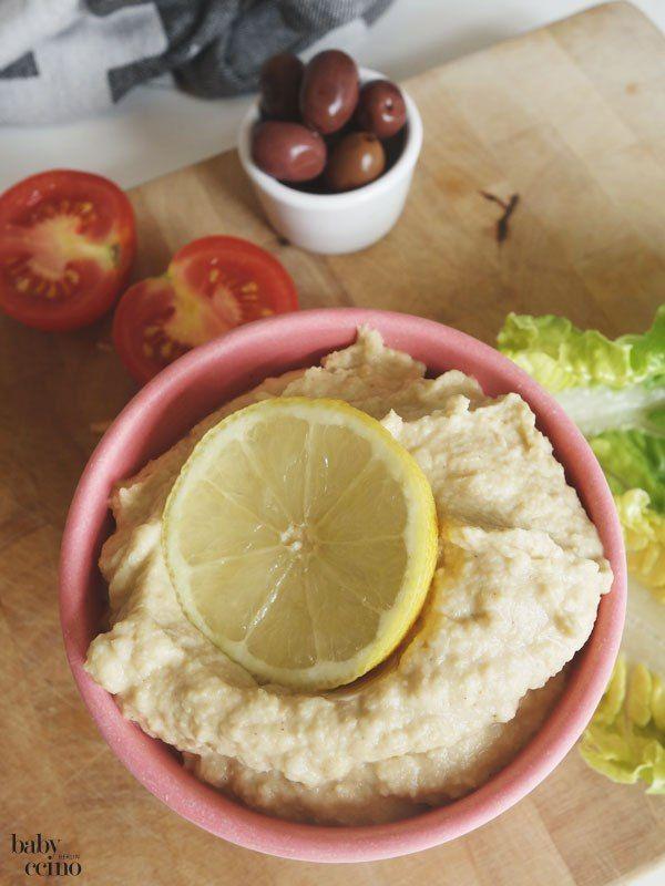 Vegane Frühstücksidee u2013 schnelle Hummuscreme Veggie-Küche - schnelle vegane küche