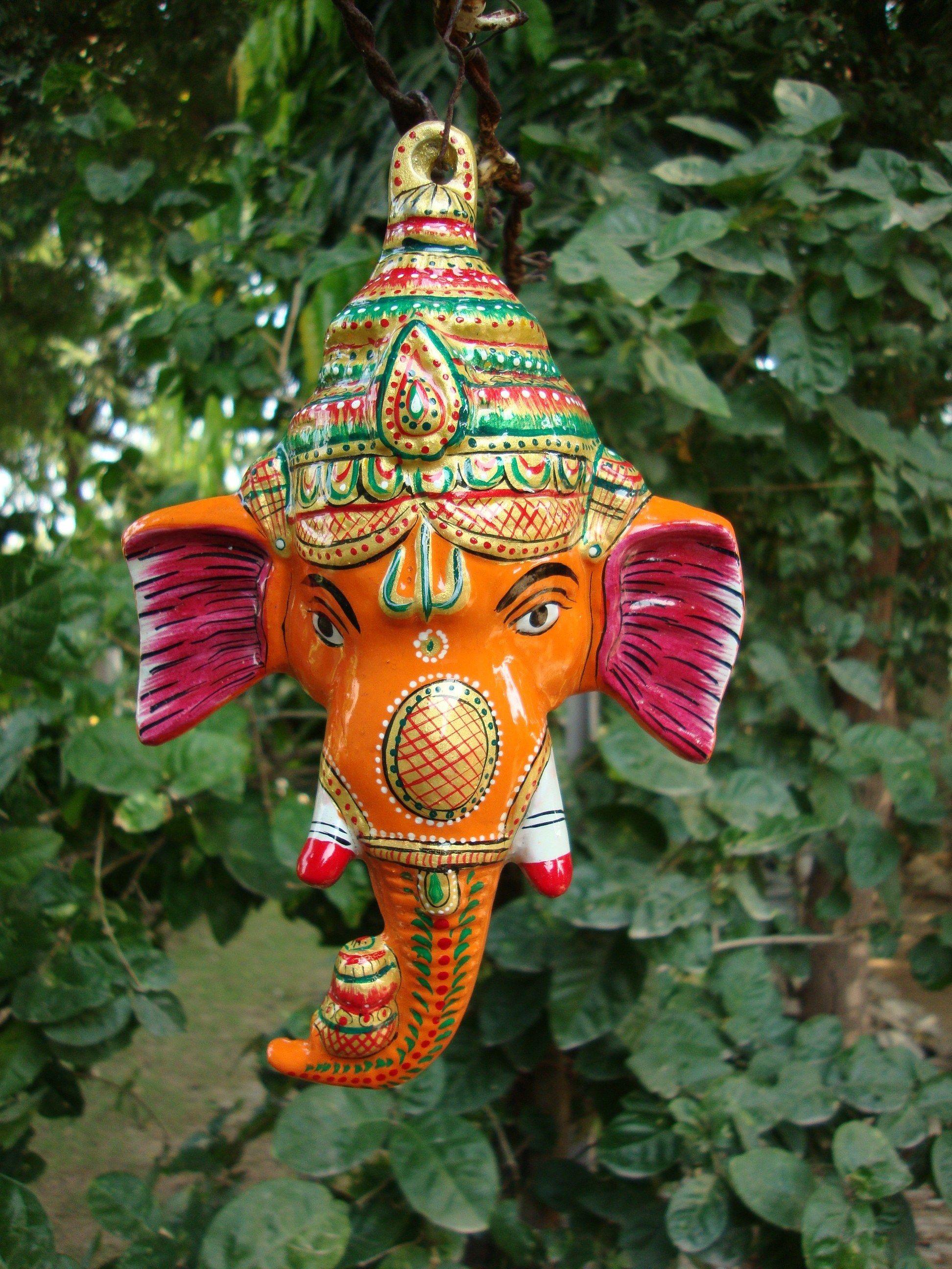 pin by meera bushana on vinayaka pinterest masks art