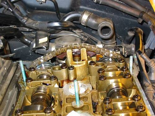 How To: Replace 1.8t cam chain tensioner