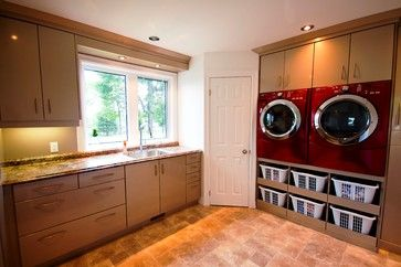 High Quality Efficient Laundry Rooms   Contemporary   Laundry Room   Other Metro   Heritage  Kitchen And Bath