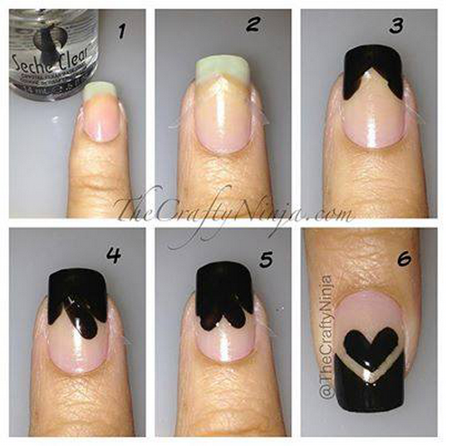 Easy to do nail design yourself easy nails pinterest easy to do nail design yourself solutioingenieria Images