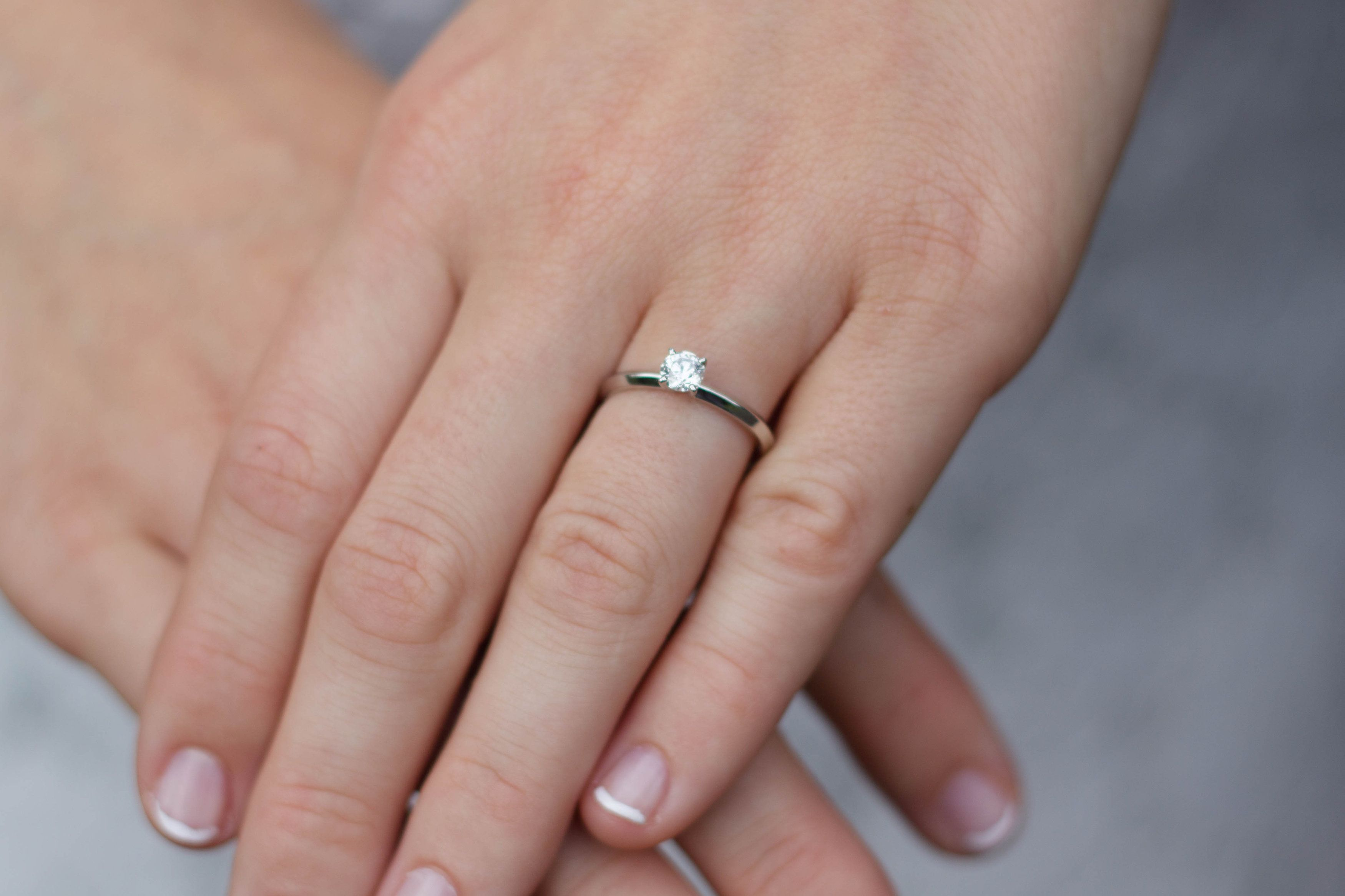 My fiancé and I had been dating for four years, and for our fourth ... 6b9f9a8aff