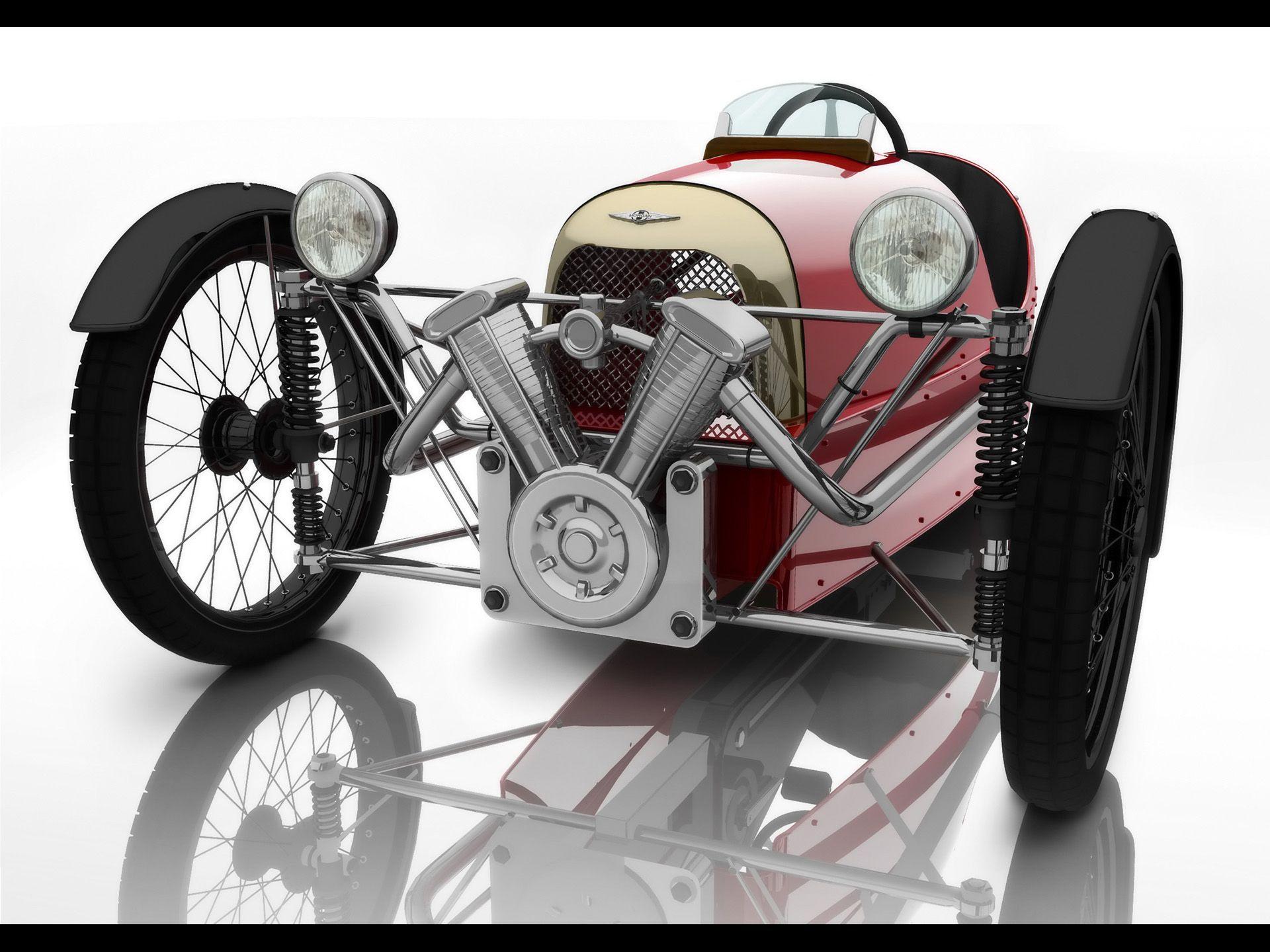 2009 Morgan Supersport Pedal Cars Morgan Motors Vintage Pedal Cars