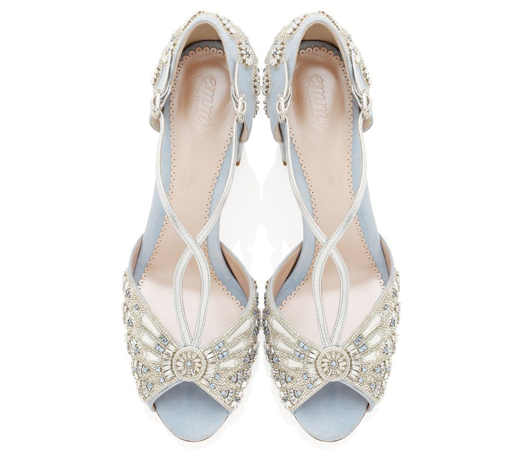 Bluebell Block In 2019 Wedding Shoes Heels Wedding Shoes