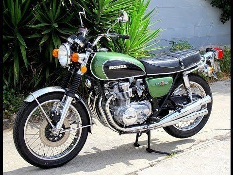 1971 1978 Honda Cb500 550 Old Bikes Honda Cb Honda Cb 500