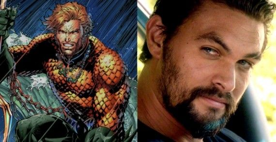 Batman V Superman Aquaman To Be Tattooed Hawaiian