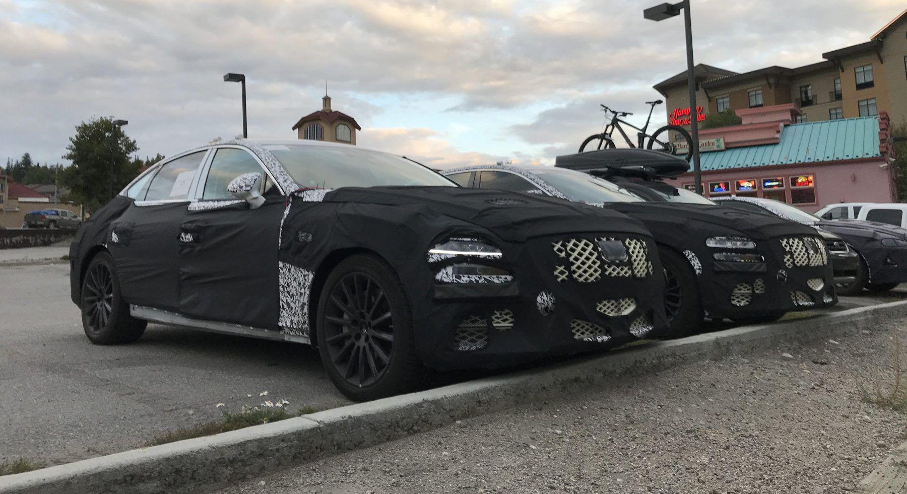 2020 Spy Shots Lincoln Mkz Sedan in 2020   Lincoln mks ...