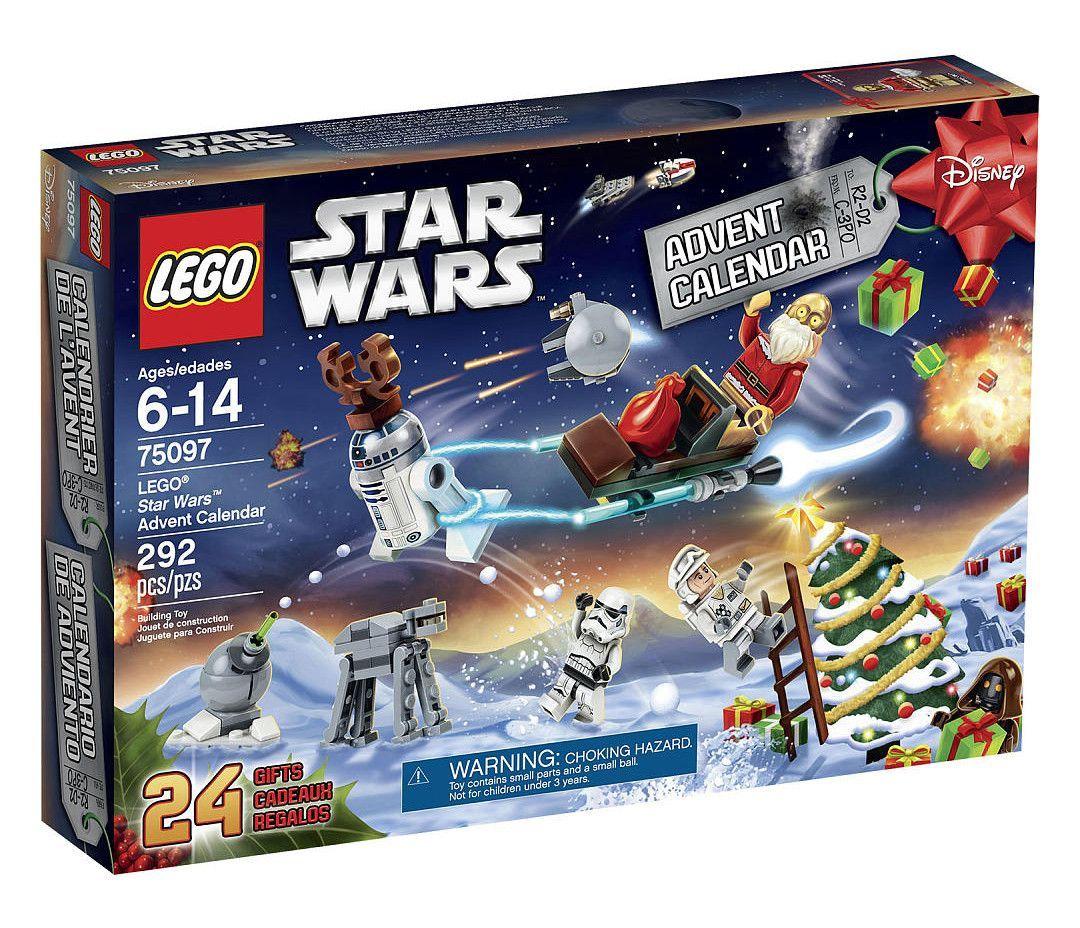 LEGO 75097 Star Wars Advent Calendar