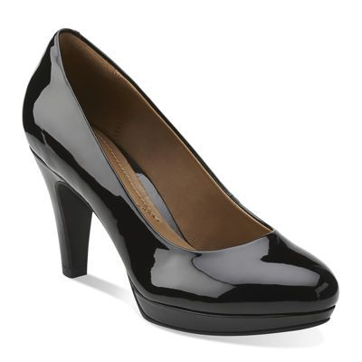 4611f5705555 PENNYS Clarks® Brier Dolly High Heel Pumps