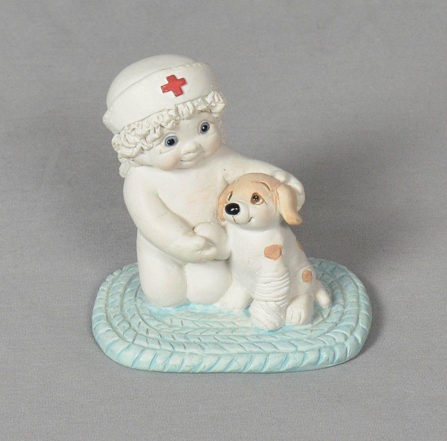 Dreamsicles A Nurse's Care Figurine 11422 Signed Kristin