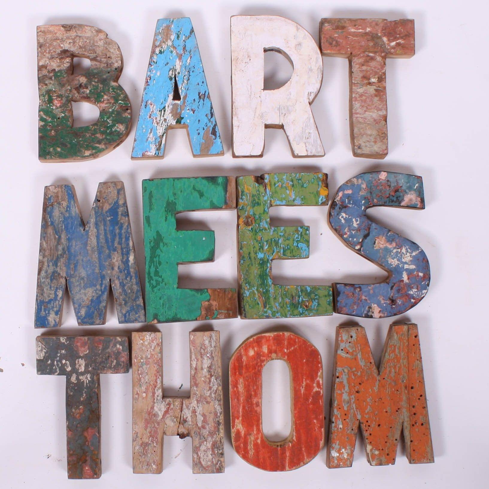 Houten Letters Kopen Houten Letters Houten Creatief