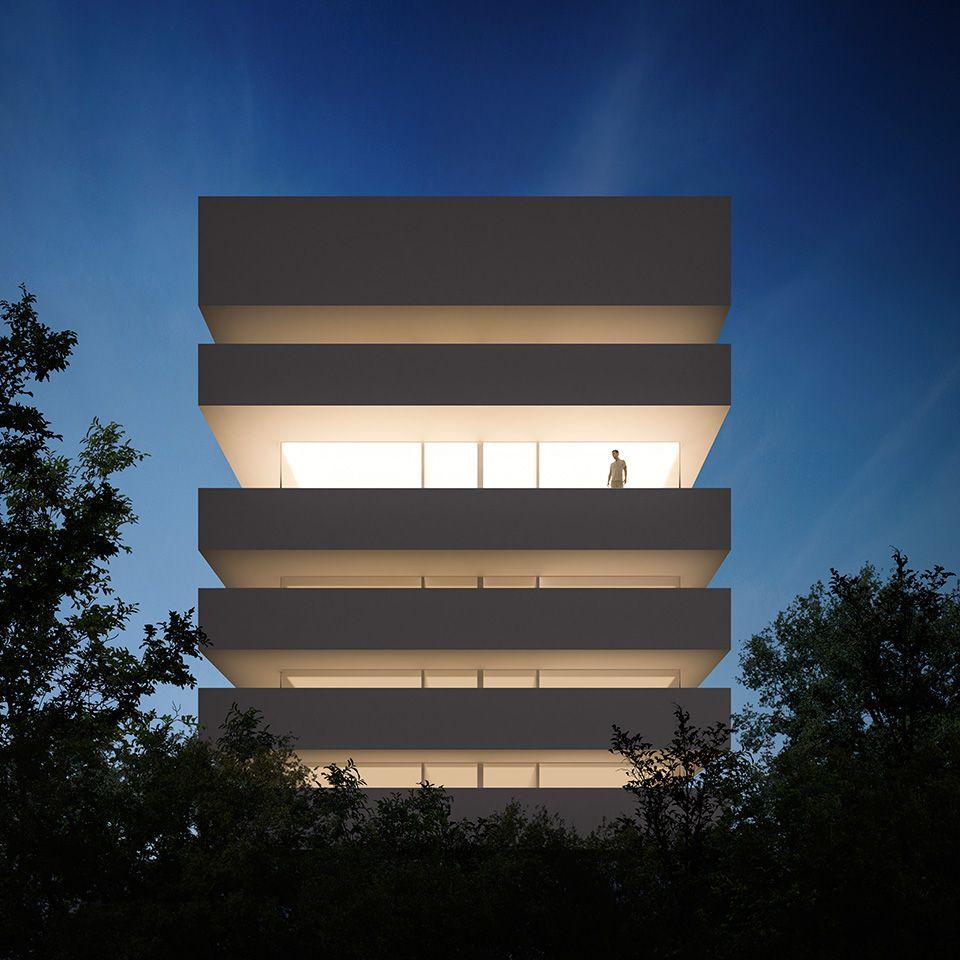 Fran silvestre arquitectos hotel arcadia modern white - Fran silvestre arquitectos ...