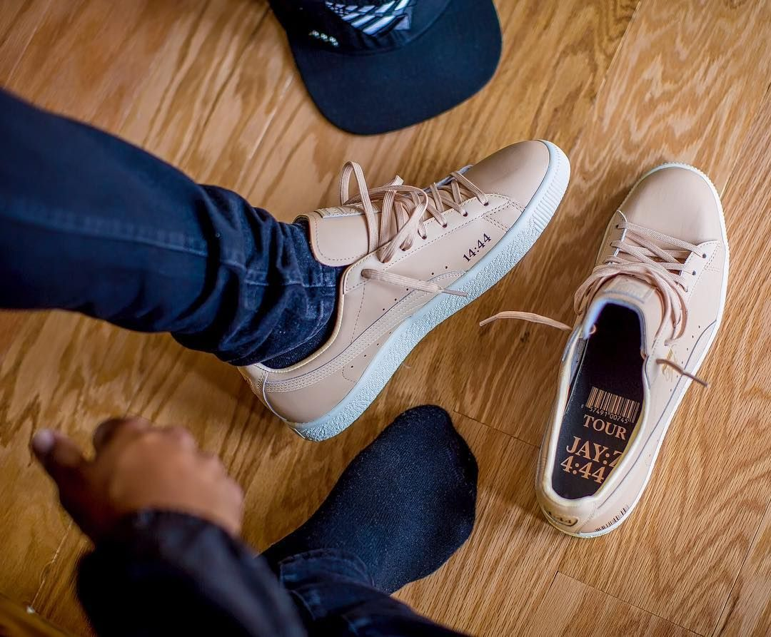 Limited Edition Puma Clyde Pays Homage