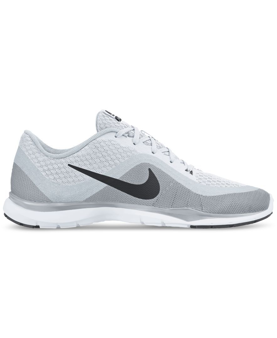 Nike Women's Flex Trainer 6 Training Sneakers from Finish