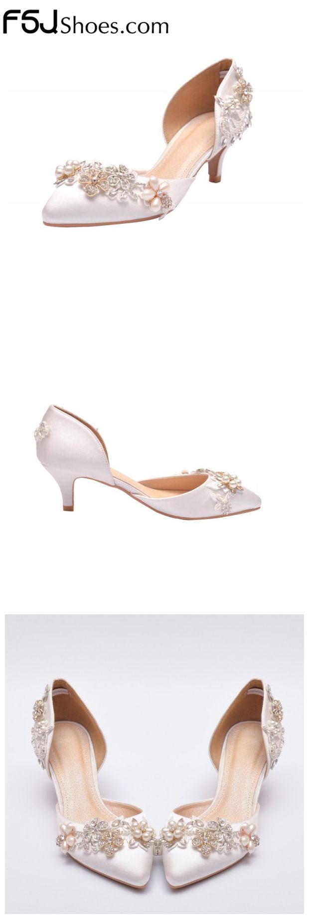 Pin On Fsjshoes Wedding Shoes